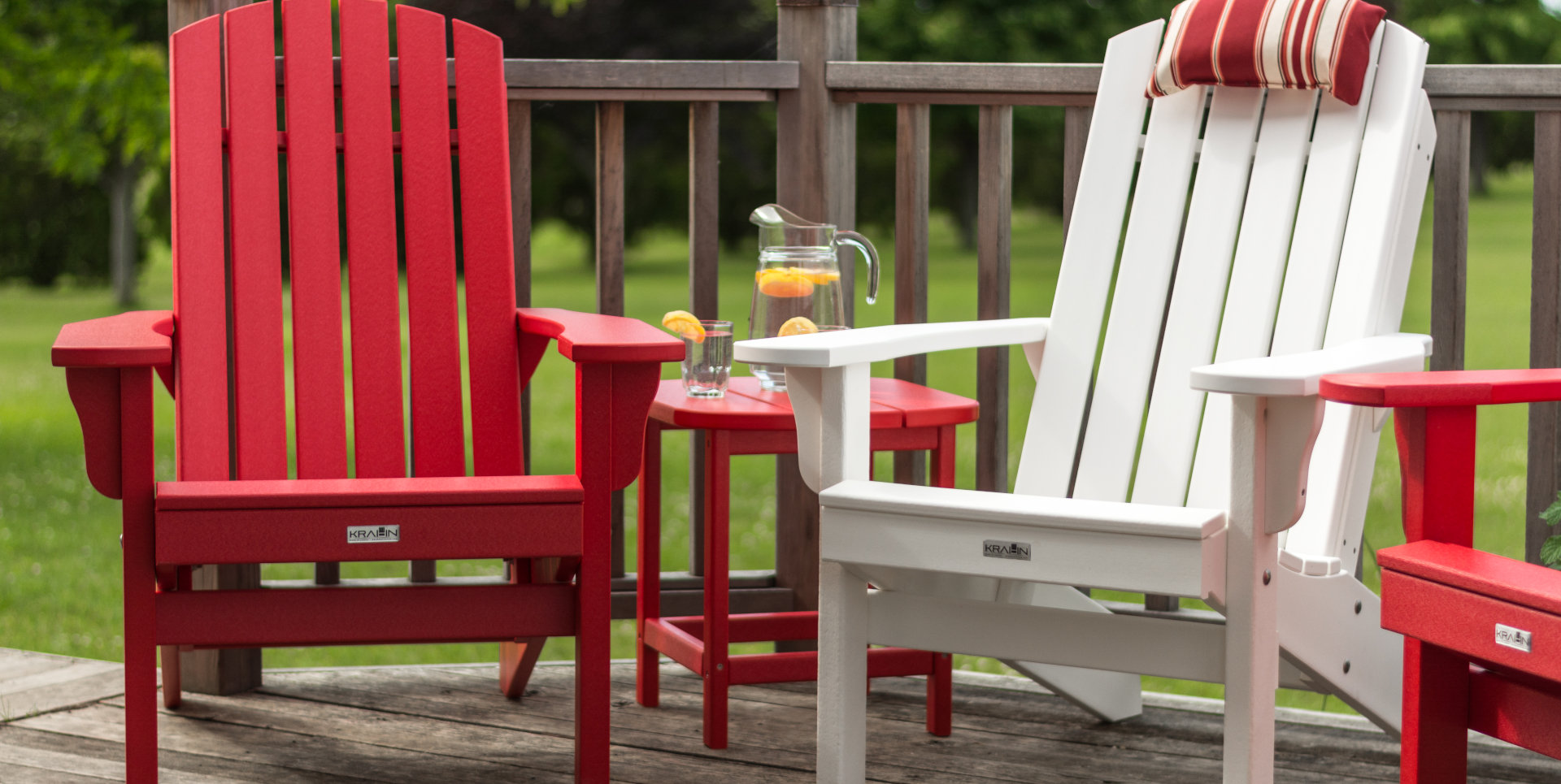 muskoka deck chairs