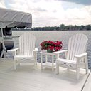 Adirondack Patio Chair Deluxe