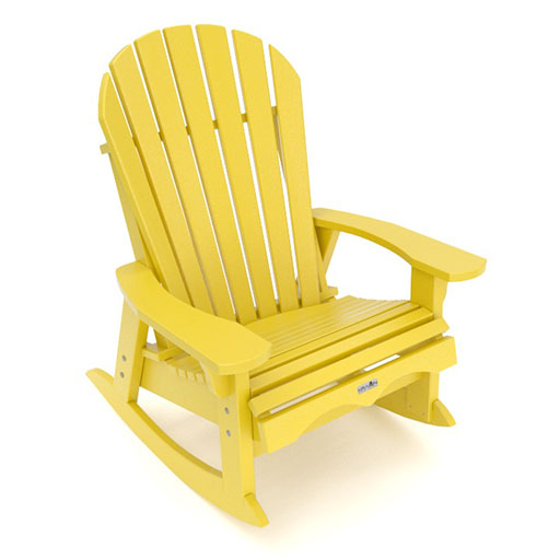 Adirondack Patio Rocker Deluxe