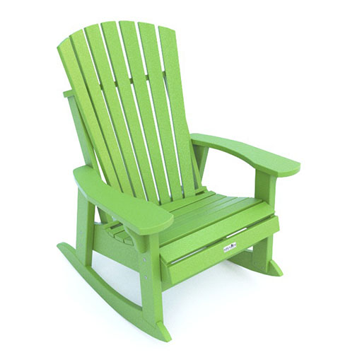 Adirondack Patio Rocker Classic