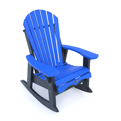 Adirondack Patio Rocker Small